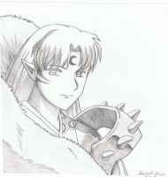 sesshomaru by rokhead423