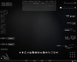 Desktop - Carbon by df006