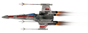 X Wing 2,3 by Cyborgerotica