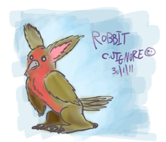 I Spy a Robbit by qwertypictures