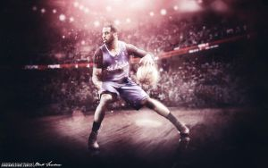 Chris Paul by Sanoinoi