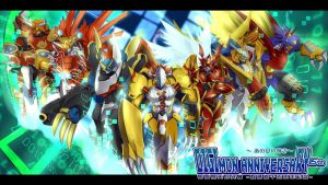 Digimon 15th Anniversary by Anfrisiojunior