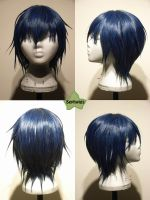 Wig Commission - Ikuto 2 by kyos-girl