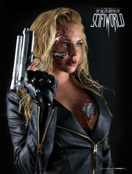 THE KILLER QUEENS: Terminator by MaLize