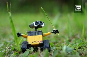 WaLL E by dudiksdjpt