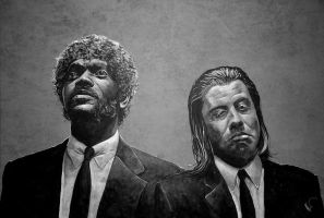 Pulp Fiction by Flashback33
