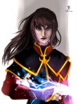 Princess Azula (A03) by wolfnocturne