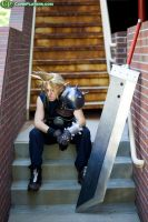 Cloud Strife - Final Fantasy 7 by Consplayers
