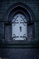 St Mary's Church - Front entrance by JackCarver93