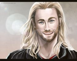 Thor by Ze-RoFruits