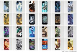 iPhone Cases, skins, iPod skins and more by Kamakru
