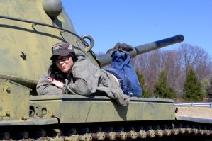 H-Dub and the Tank 5 by Hertz18360