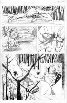 Howahkan Chase Pencils Page 1 by TroyHoover