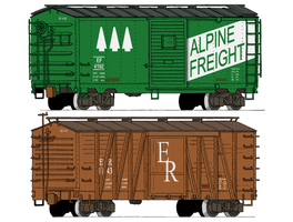 Boxcars! by Atticus-W