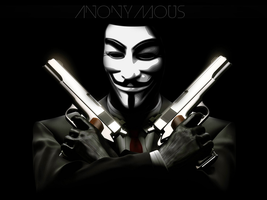 Anonymous by Kratos005