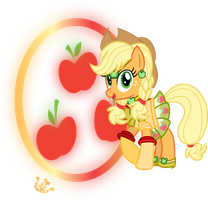 [6/6] SAILOR APPLEJACK by MeganLovesAngryBirds
