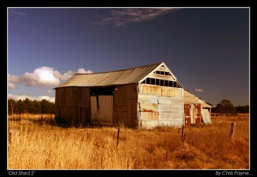 Old Shed 2 by darkness06660