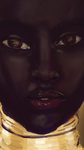 Speed paint closeup 175/365 by The-Art-Stew