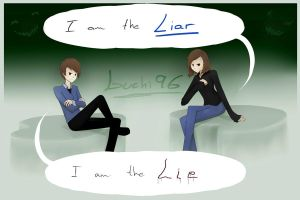 The Lie and The Liar by buchi96