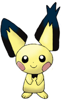Spiky-eared Pichu by Nismo-240