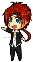 Chibi Reno by Blitzy-Arts