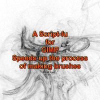 Gimp brush script by kward1979uk