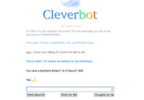 Cleverbot Ships FrUk?!?! by agerose15