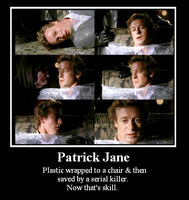Patrick Jane by BloodRose1993