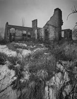 Ruined Tenement by nathanmarciniak