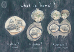 What is 'home'? by Miss-Belfry