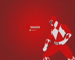 Red Ranger by Gourmandhast