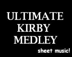Kirby Sheet Music by beanielova