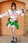 Sailor Jupiter (steampunk version) 2 by SierennePoisonz