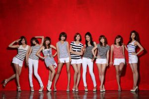 SNSD's Red Wallie Org. Ver. by o0someday0o