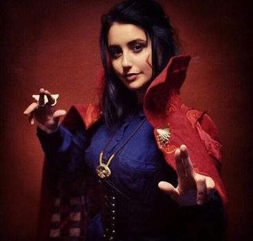 Doctor Strange Cosplay by IsabellaCUDA