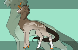 Elfaes Adoptable Auction 2 - CLOSED by Karijn-s-Basement