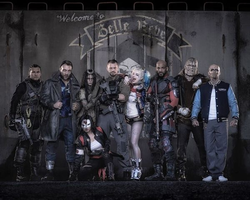 Suicide Squad Full Cast in Costume Reveal by HonorAmongScars