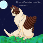 Leafstar of Skyclan by applethecat