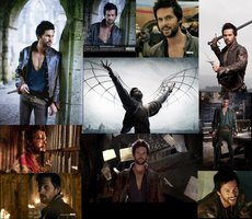 Tom Riley in Da Vinci's Demons by GiulytheFox
