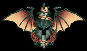 The inquisition reborn by Typhoonic