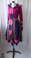 Cheshire Cat Sweater Coat 10 by smarmy-clothes