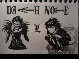 Death Note by Timelady93