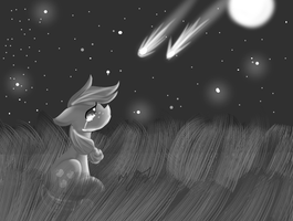 Shooting Stars by royalppurpl3