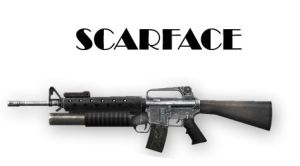 scarface by schumiandy88