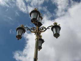 Lamp Post by eillahwolf