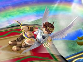 Flying In Style by N64chick
