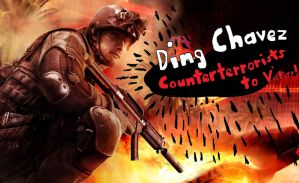 Newcomer Ding Chavez by pp7jones