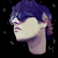 Gerard's Profile Picture (Contest) by givemeallyourpoison3