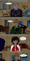 [MMD] Norway's Cafe - Ghost Stories! pt. 8 by PikaBlaze