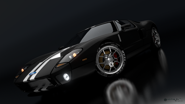 Ford GT by Gvs-13
